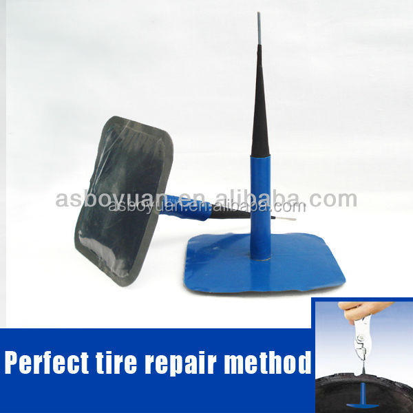 tire repair patches machinery