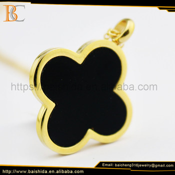 gold jewellery flower rose wedding stainless steel set for couple