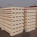 Cladding system easy installation fast delivery polystyrene eps sandwich wall panel