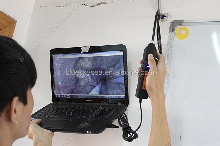 Android Endoscope USB Waterproof Borescope Inspection camera snake camera 8.5mm <strong>china</strong> supplier