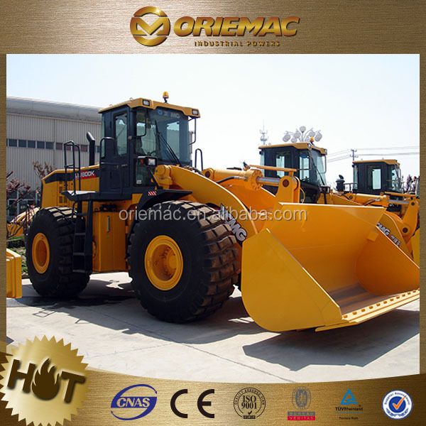 tractor front loader XCMG LW800K wheel loader for sale
