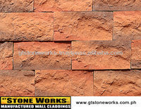 MANUFACTURED STONE WALL CLADDING - SANDSTONE Lantana