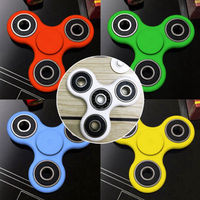 highly compeitive price Deep Groove Ball Bearing hand Tri Fidget Spinner