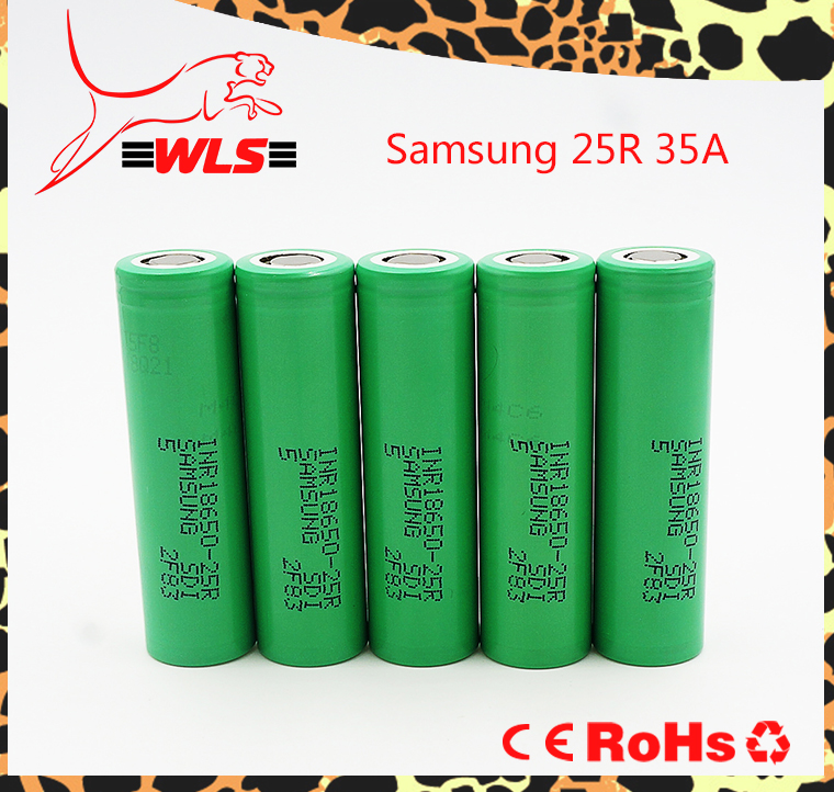 Top level hot sell lithium ion battery 18650 / 18650 rechargeable lithium ion 3.7 v samsung battery wholesale on Malaysia