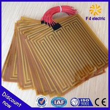 For heat insole high quality flexible polyimide film heater