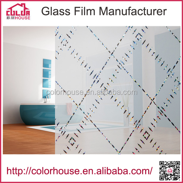 Eco-friendly PVC window film manufacture film for glass