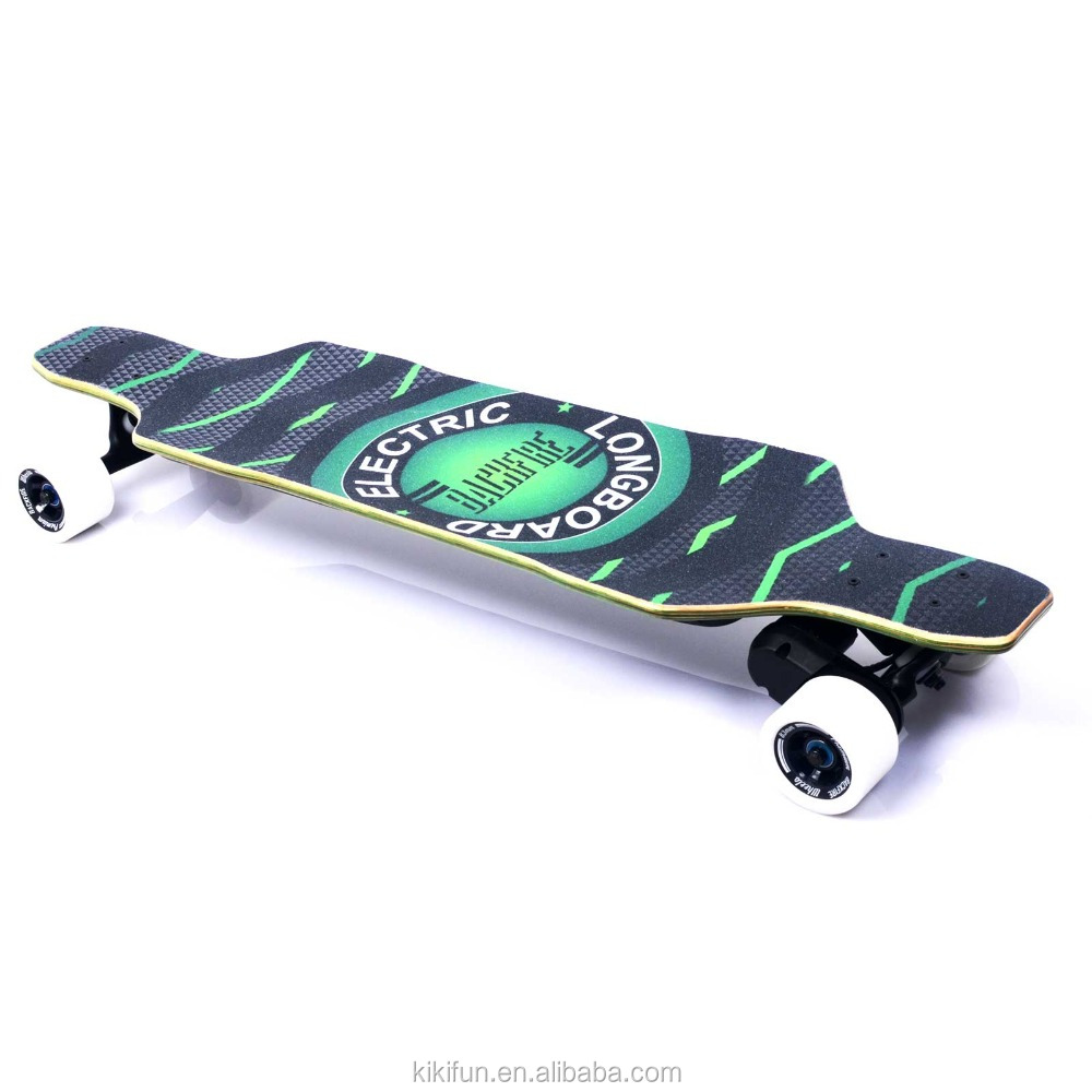 Different designs of Cheap decorative pattern Electric Skateboard