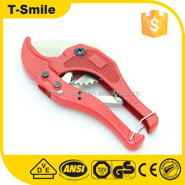 High Carbon Steel Plastic PVC Manual Pipe Cutter