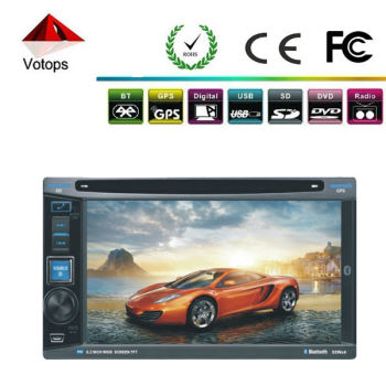 universal double dinc car vw golf 5 dvd navigation