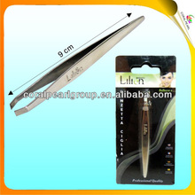 Hot Selling Cosmetic Stainless Steel Tweezer
