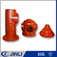 OEM Grey iron & ductile iron cast Factory price Casting, Fire Hydrant