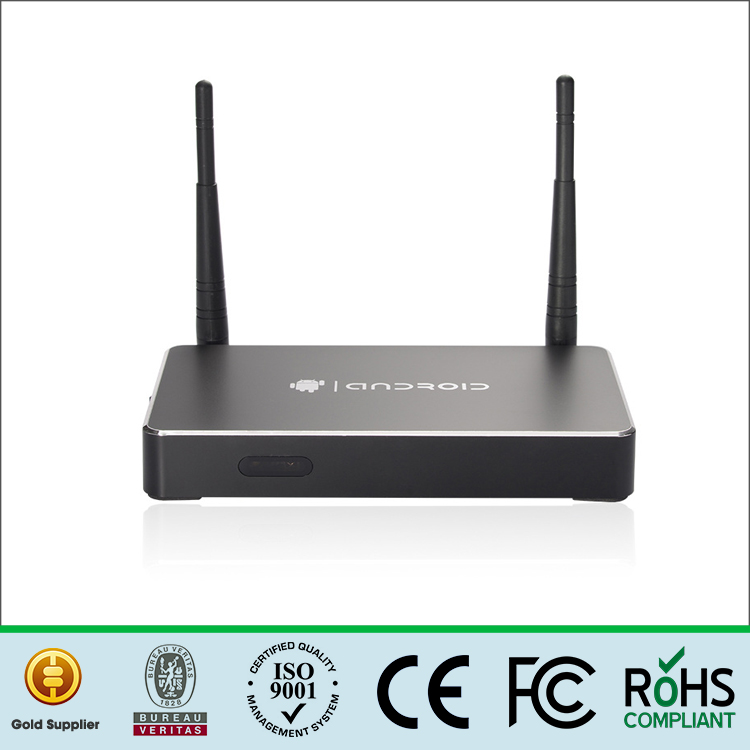 Android smart TV BOX Android 4.4 Rockchip RK3128 Quad core Android TV BOX