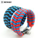 wholesale infinity design 550 infinity bracelet paracord wristband