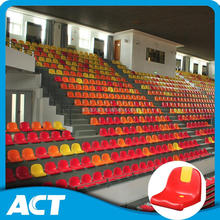 Fixed Stadium seating plastic stadium seats for sale with high quality