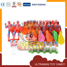 spider man with ballon china candy toys
