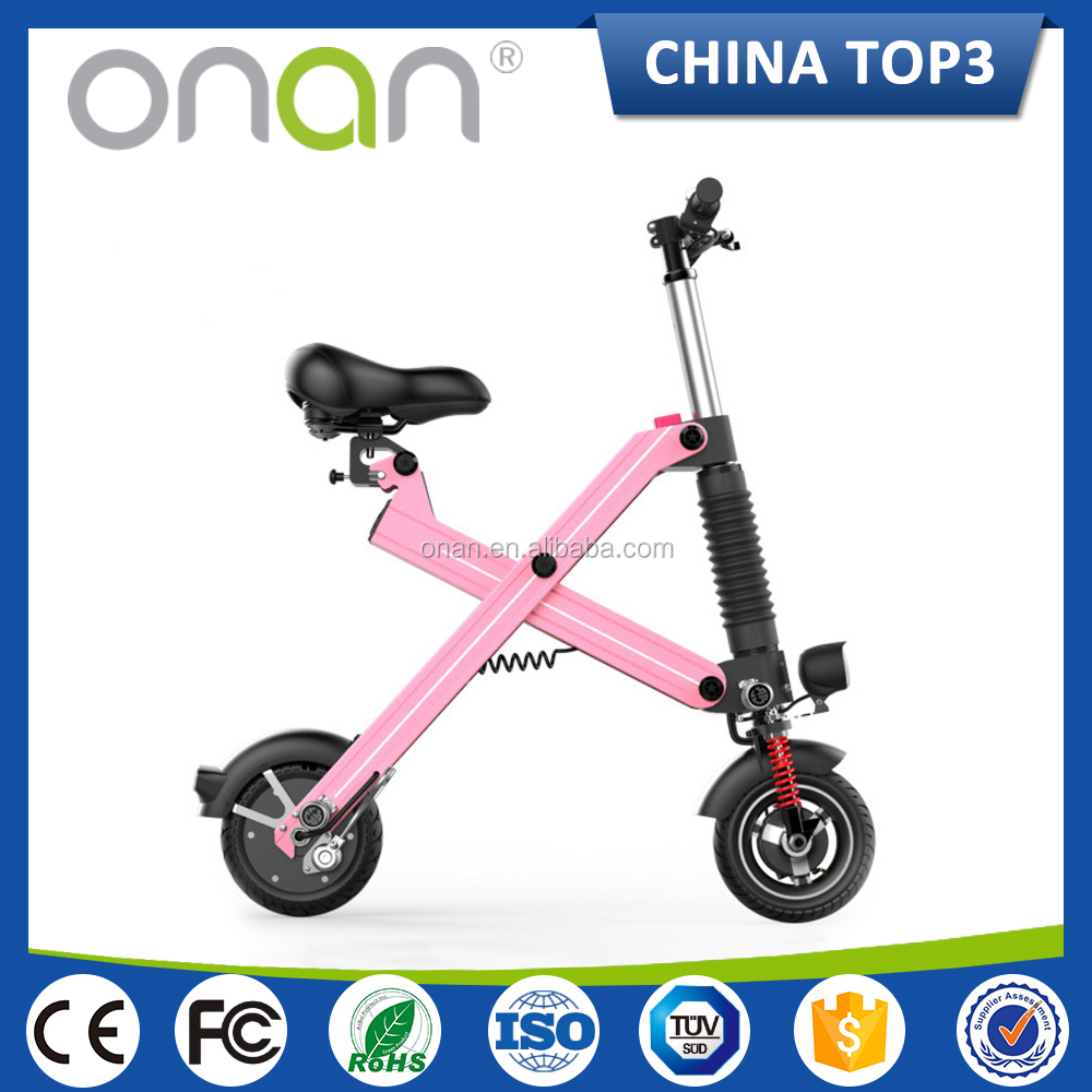 Person electric scooter 4 wheel transport vehicle