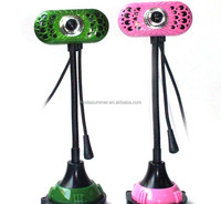Factory Supply Luxury Quality HD Webcam Camera With Led Light