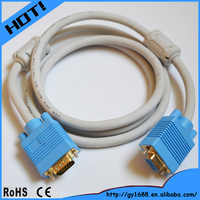 HD computer video cable vga 3+6 cable 30m