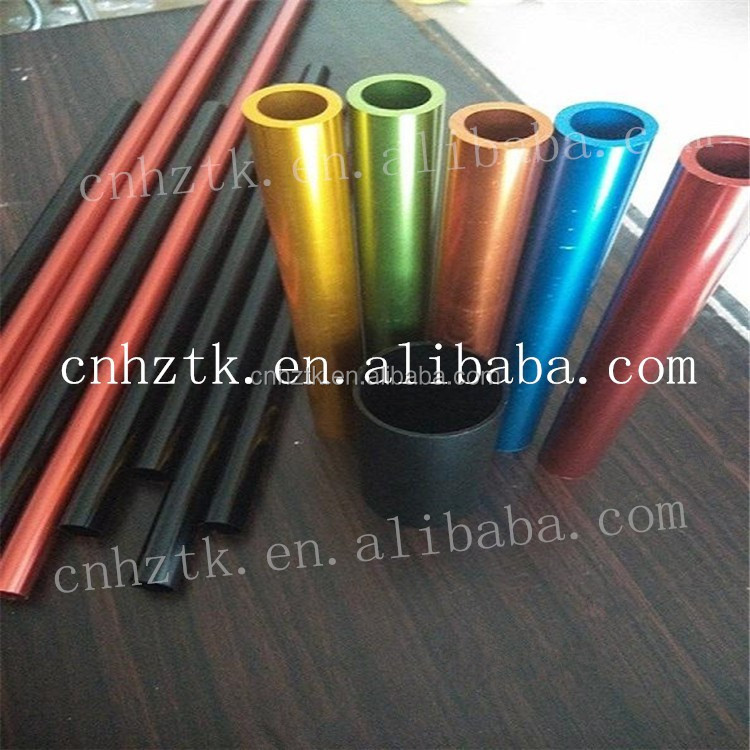 Aluminum anodic oxidation dyes used in Mechanical parts