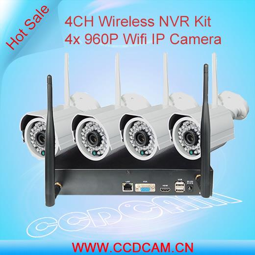 oem cctv security camera 4ch wifi nvr kits cctv kits camera security