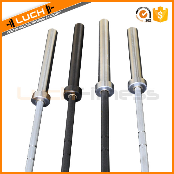 Weight lifting chrome coated standard bars,Competition barbell bar,Crossfit barbell bar