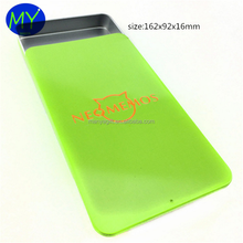 Wholesale Metal Rectangular Cell Phone Battery Packaging Tin Box