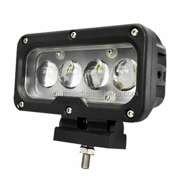 Newest !!! Off road working light 40w led Cree spot beam lights of car accessory led work lamp 40w