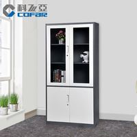 Office Furniture From One Company Metal Steel File Cabinet With Safe Inside