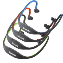 Wireless S9 Bluetooth 4.1 Headset Gym Sport Stereo Earphone Neckband Headphone Headset for iPhone Sams.