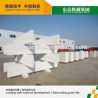 Automatic AAC Block production line cooperation with Germany