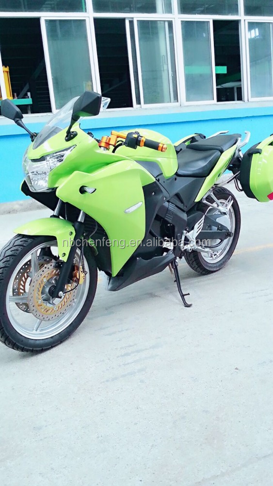 2017 new big power 3000W electric motorcycle/ bike/ with Lifepo4 battery