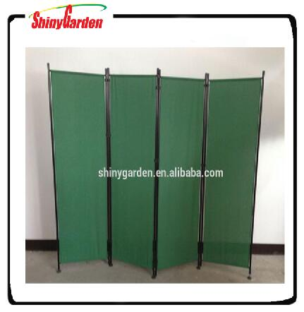 4pcs Folding Paravent Screen outdoor