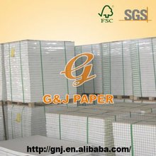 Resin Coated 2 Sides Carbonless NCR Paper Stocklots Paper