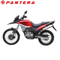 200cc Spokes Wheel Off Road Super Power Dirt Bike Chinese Motocross Motorcycle