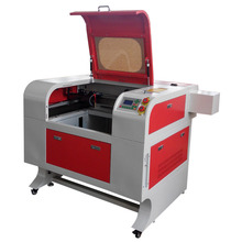60W 80W rotary laser engraver cutter price SH-G460