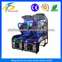 shooting hoop basketball /electronic basketball game machine