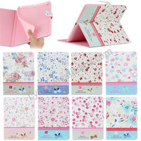 Hot Selling diamond blingbling stand leather case for apple iPad 4 , for ipad 2/3/4 cover case