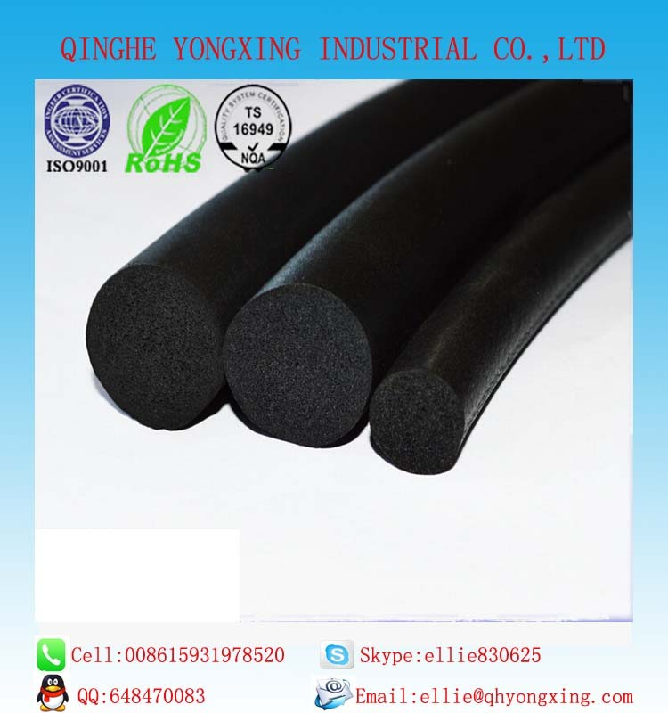 all type foam Rubber products