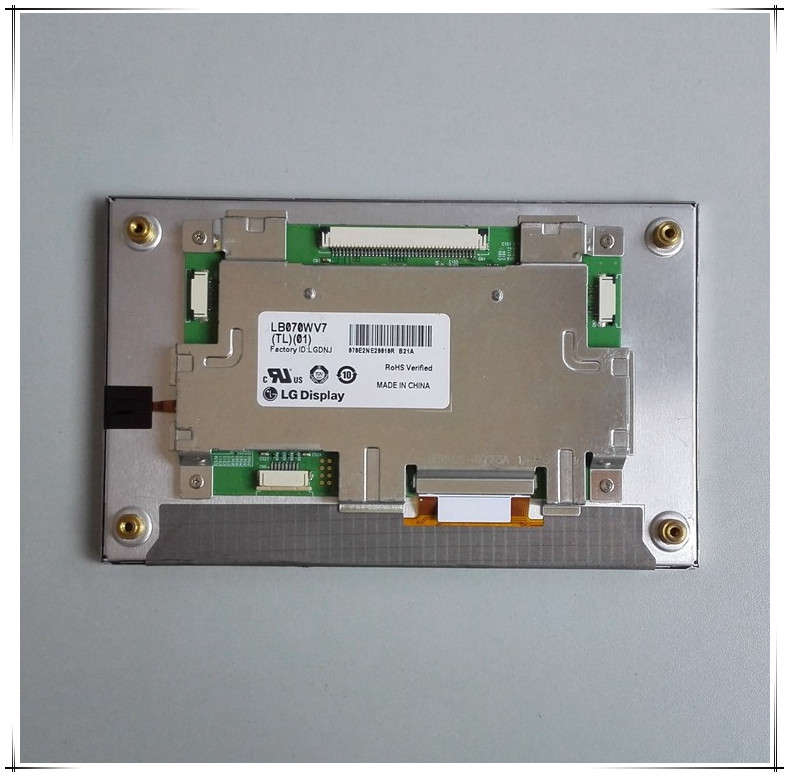 Wholesale 800x480 LG 7 inch TFT LCD Panel Module LB070WV7-TL01