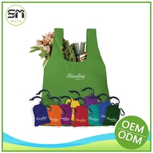 2016 customized new import foldable bag non woven fabric bag