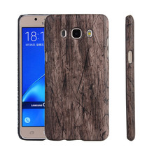 Wood/Carbon Fiber/Snakeskin/Woven/Crocodile Pattern Leather PU Cover Case for Samsung J5/J7J1/J3 2016 A3/A5/A7(2016)