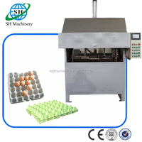 semi automatic egg tray machine india with best price