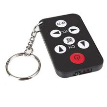 Mini Keychain Universal Remote Control BPL TV Remote Control for Philips Sony Panasonic Toshiba TCL