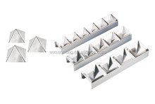 Restaurant Used Stainless Steel Pyramid Cake Mould With Different Model
