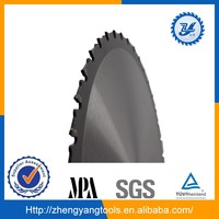 tungest carbide circular saw blade for cutting paper