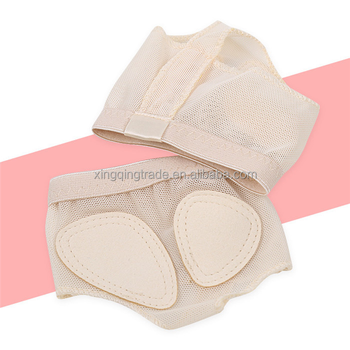 Professional Belly Ballet Dance Toe Pad Practice Shoes Protection Dance Socks Foot Thongs Feet Care Tool