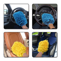 Perfect feedback from clients Durable car wash mitt with high quality