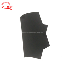 black color EPDM rubber waterproof membrane and sheet