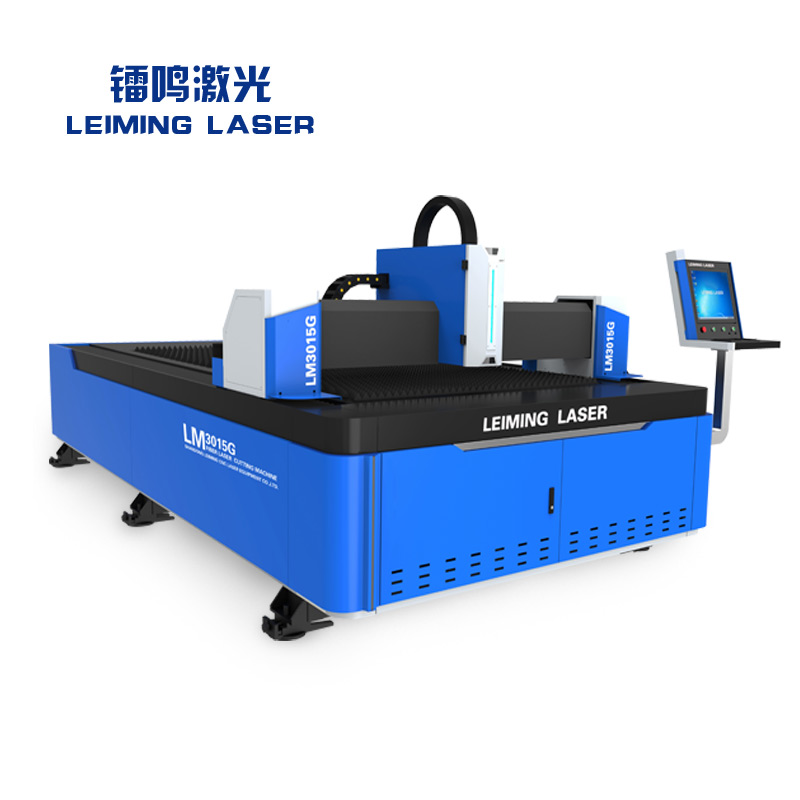 Fiber <strong>laser</strong> 1kw cutting machine for fabrication business metal plate metal tube pipe