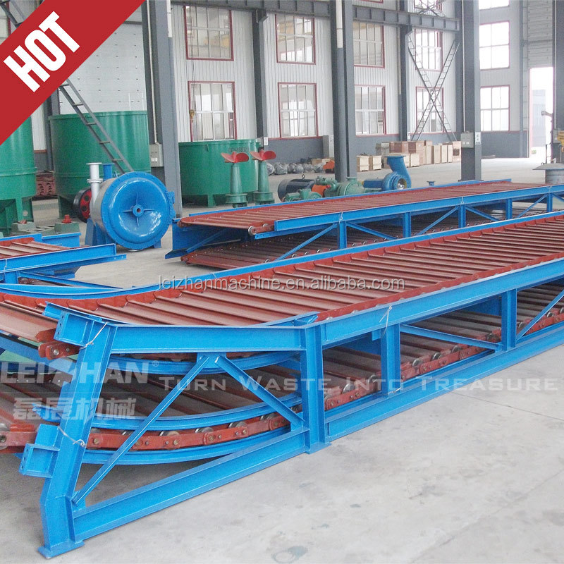 Belt Conveying Machine / Waste Paper Recycling Conveyor Machine